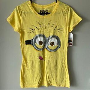 Despicable Me Minion Tee Shirt